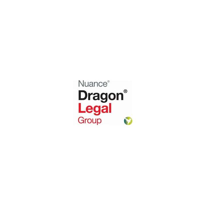NUA-DL89A-RD0-15.0 Dragon Legal Group Single User 15.0, US English, Smart Upgrade from Legal 13