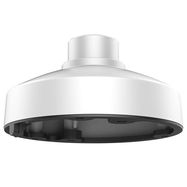 PC130 HIKVISION Bracket, Pendant Cap, 130mm ************************* SPECIAL ORDER ITEM NO RETURNS OR SUBJECT TO RESTOCK FEE *************************