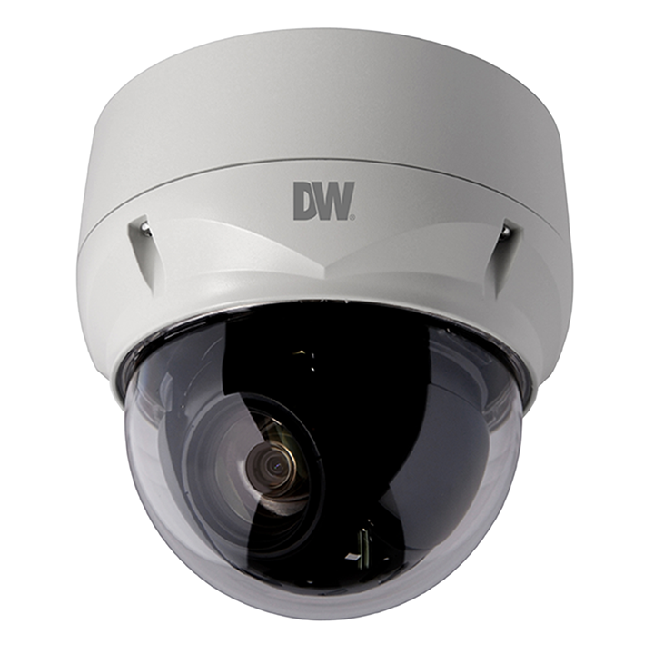 DWC-PTZ20X DIGITAL WATCHDOG Starlight HD Coax 20X PTZ Vandal Dome Camera, 2.1MP. 1080P@30fps, Star-Light 3D-DNR (Digital Noise Reduction), WDR, 240 Presets, 8 Pattern, 8 Tours, Vector Drive [Pan/Tilt at same time.], 20x Optical Zoom [4.7mm~94mm], 16x Digital Zoom, Pan 0~360, Pan speed 360' per Second, RS485 Communication, Automatic Day & Night, Low Power Consumption, Dual Voltage, DNR, NEMA IP66, 2 Year Warranty. ************************* SPECIAL ORDER ITEM NO RETURNS OR SUBJECT TO RESTOCK FEE *************************