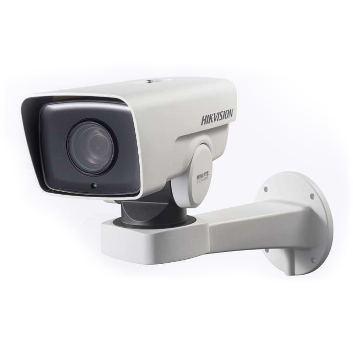 DS-2DY3220IW-DE Hikvision Outdoor Upright Wall Mount PTZ 2MP 20x lens 100m IR PTZ Suite Analytics IP66 PoE+/24VAC 19W