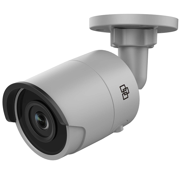 TVB-5501 UTC TruVision 3MPx H.265/H.264 Low Light IP Fixed Lens Bullet Camera 4mm True D/N WDR 30M IR Micro SD/SDHC/SDXC Slot PoE (802.3-af)/12VDC IP67