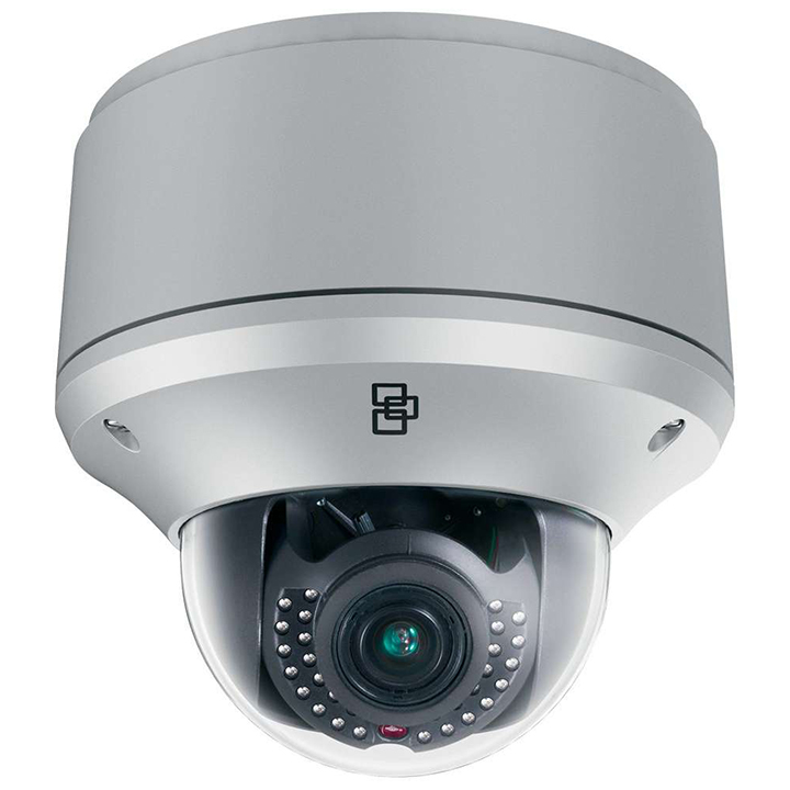 TVD-3203 UTC TruVision IP Outdoor Dome Camera, 1.3MPx , 2.8~12mm motor lens, WDR, true D/N, 30m IR, Audio, Alarm, SD/SHDC slot, Intelligence, POE (803.af) /24VAC, Heater, IP66, IK10 ************************* SPECIAL ORDER ITEM NO RETURNS OR SUBJECT TO RESTOCK FEE *************************