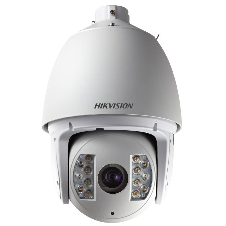 DS-2DF7232IX-AELW Hikvision Outdoor PTZ Dome 2MP 32x Optical Zoom H.265+ Smart Detection 150m IR Wiper 120dB WDR EIS Defog IP66 Hi-PoE/24VAC 60W