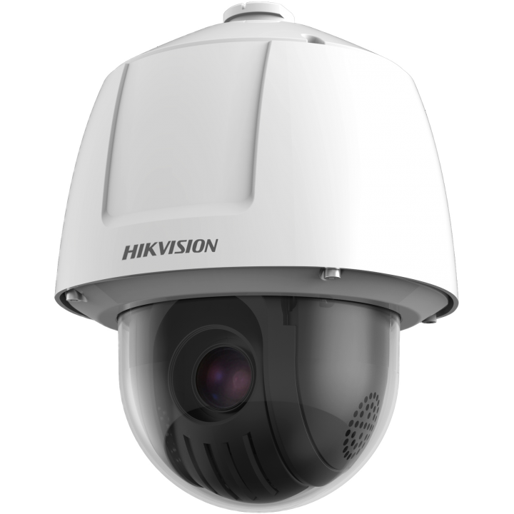 DS-2DF6225X-AEL Hikvision Outdoor PTZ Dome 2MP Darkfighter 25x Optical Zoom H.265+ Smart Detection 150m IR 120dB WDR EIS Defog IP67/IK10 Hi-PoE/24VAC 60W