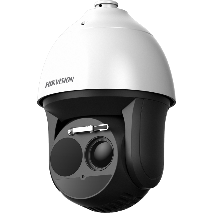 DS-2TD4166-25 Hikvision Outdoor Bi-Spectrum network PTZ 640x512 - 25mm lens 2MP Day/Night - 36x zoom 200m IR Wiper Smart Detection Smart Tracking IP66 24VAC 60W
