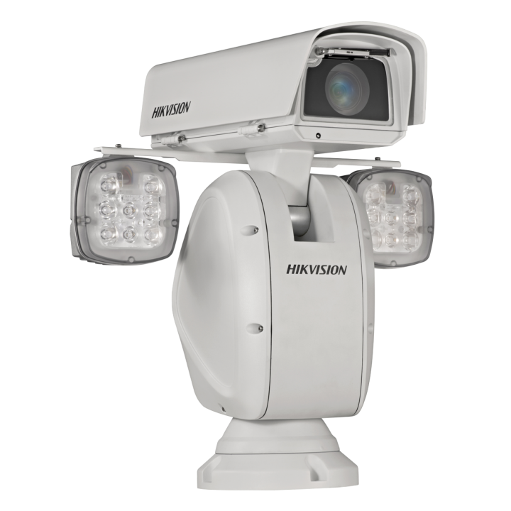 DS-2DY9188-AI2 Hikvision Outdoor Upright PTZ 2MP DarkFighter 36x OpticaL Zoom 200m IR Wiper IP66 24VAC 60W