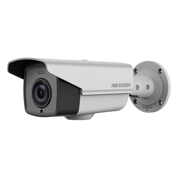 DS-2CE16H1T-AIT3Z Hikvision Outdoor IR Bullet TurboHD 4.0 HD-TVI 5MP 2.8-12mm Motorized Zoom/Focus 40m EXIR 2.0 Day/Night True WDR Smart IR UTC Menu IP66 12VDC/ 24VAC
