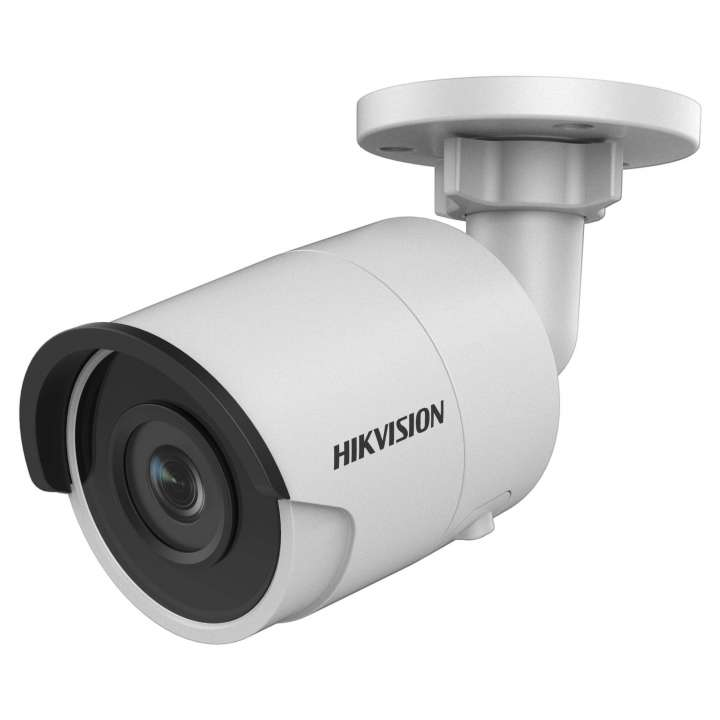DS-2CD2085FWD-I8MM Hikvision Outdoor Bullet 8MP H265+ 8mm Day/Night 120dB WDR EXIR 2.0 (30m) IP67 PoE/12VDC