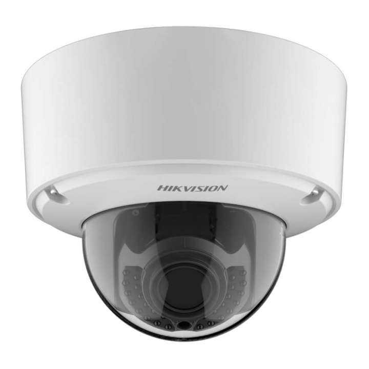 DS-2CD4565F-IZH HIKVISION Outdoor Dome, 6MP, H264, 2.8-12mm, Motorized Zoom/Focus, Day/Night, IR, Audio, Alarm I/O, IP66, Heater, PoE/24VAC
