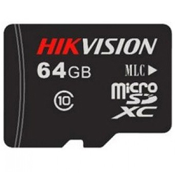 HS-TF-H1I(STD)/64G Hikvision uSD Card 64GB