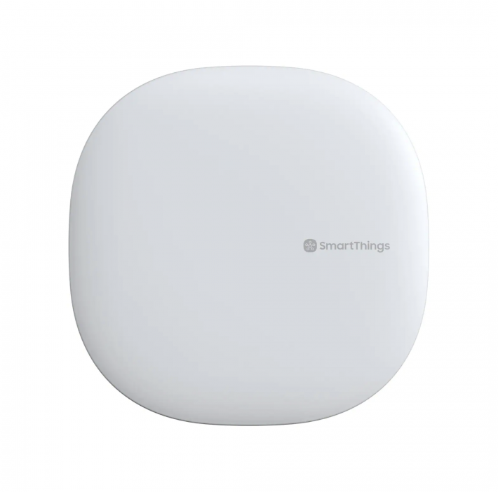 Samsung SmartThings Hub, Generation 2 Home Automation, Enerwave Z-Wave switch, Batteries included (10 hr battery life), White