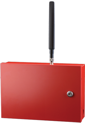 TG-7FS LTE-A TELULAR Commercial primary/backup or sole path fire cellular alarm communicator for AT&T LTE network.