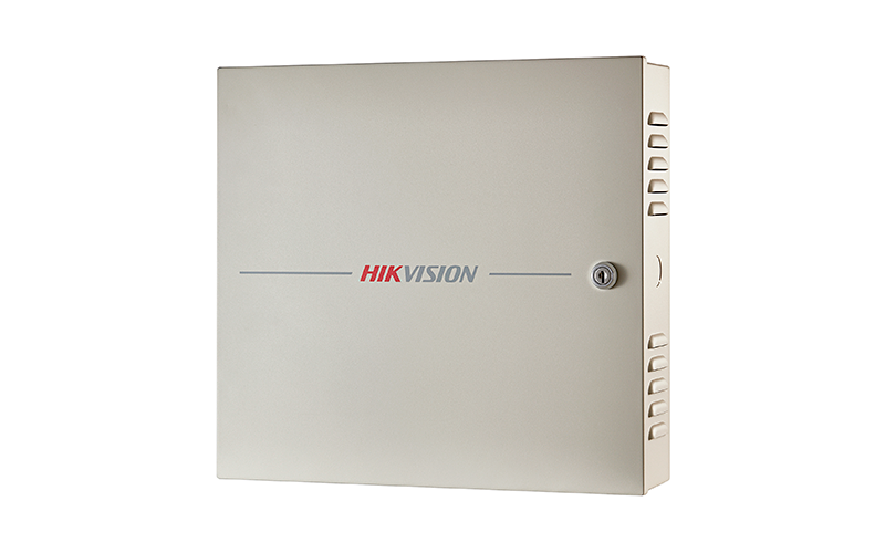 DS-K2604-G HIKVISION Four-Door Controller; Max Card Readers: 4 Wiegand readers or 8 RS485 readers; with metal enclosure; battery pack optional; ETL tested to UL294 standard ************************* SPECIAL ORDER ITEM NO RETURNS OR SUBJECT TO RESTOCK FEE *************************