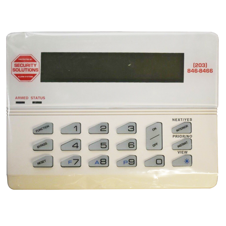 CCRP1CA2 NAPCO SIGNATURE 2 LINE DISPLAY KEYPAD. USE WITH GEM-P3200, GEM-P9600, GEM-P1632. ************************* SPECIAL ORDER ITEM NO RETURNS OR SUBJECT TO RESTOCK FEE *************************