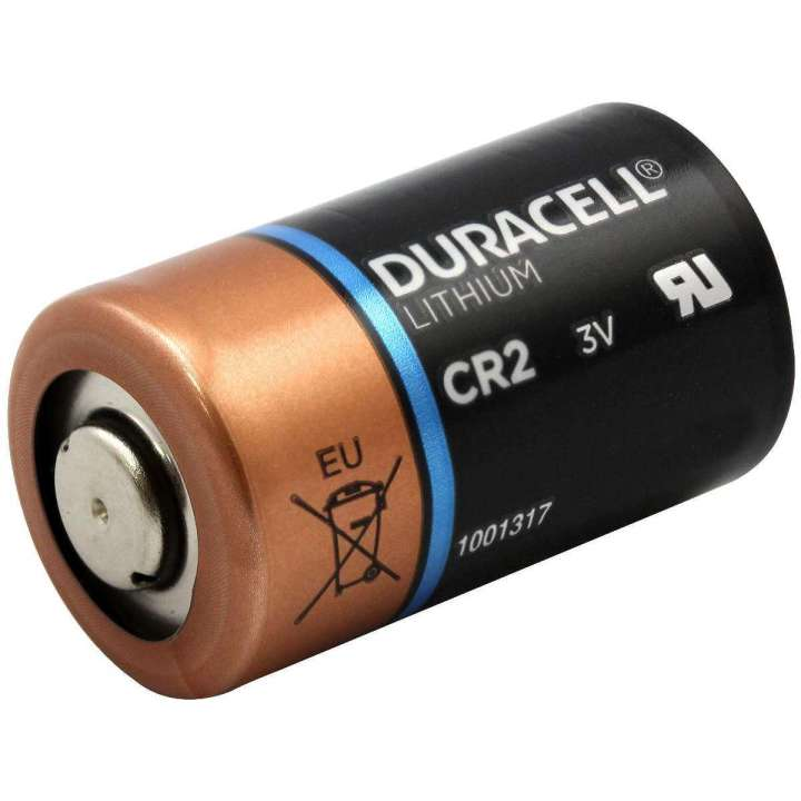 CR2 DURACELL LITHIUM BATTERY