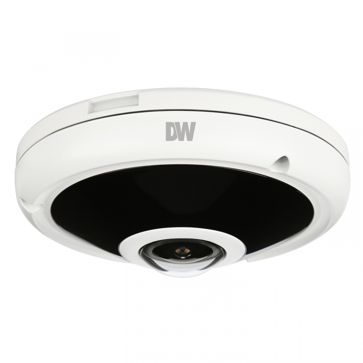 DWC-PVF9M2TIR DIGITIAL WATCHDOG MEGApix PANO 9MP 360-degree Hemispheric Fisheye Vandal Dome, 360 and 180-degree Panoramic view with Edge to Edge clarity ************************* SPECIAL ORDER ITEM NO RETURNS OR SUBJECT TO RESTOCK FEE *************************
