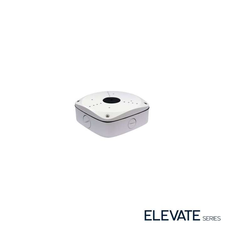 ELEV-JB2 InVid Junction Box - Works with ELEV-P5BXIR28, ELEV-P8BWXIR28, ELEV-P5BXIRAF2812, ELEV-P8BWXIR3611, ELEV-P5TXIRA2812, ELEV-C5TXIRA27135, ELEV-P5DRXIRAF2812, ELEV-P8DRXIR3611, ELEV-C5DRXIRA27135, ELEV-C2DRIRA2812, ELEV-C2DRIRA2812D