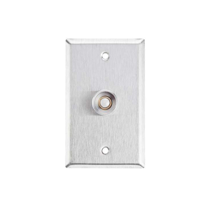 RP-26WH ALARM CONTROLS 1 GANG WHITE PLATE WITH NO PANIC BUTTON ************************* SPECIAL ORDER ITEM NO RETURNS OR SUBJECT TO RESTOCK FEE *************************