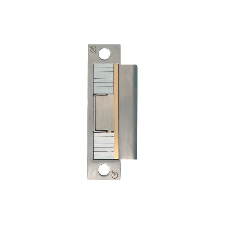 MUNL-12-10B SECURITRON MOTORIZED ELECTRONIC STRIKE FOR MORTISE LOCKS - 12VDC - OIL RUBBED BRONZE ************************* SPECIAL ORDER ITEM NO RETURNS OR SUBJECT TO RESTOCK FEE *************************