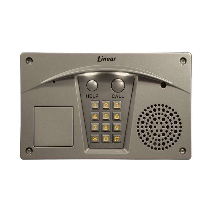 RE-2N LINEAR RESIDENTIAL ENTRY SYSTEM - NICKEL FINISH ACP00910 ************************* SPECIAL ORDER ITEM NO RETURNS OR SUBJECT TO RESTOCK FEE *************************