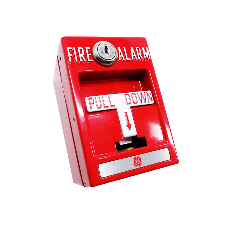 103-60 UTC WEATHERPROOF, SINGLE ACTION (SPST) MANUAL FIRE ALARM STATION W/KEY RESET, BACK BOX ************************* SPECIAL ORDER ITEM NO RETURNS OR SUBJECT TO RESTOCK FEE *************************