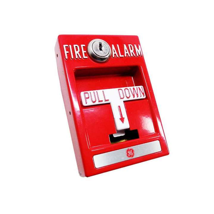 103-31 UTC SINGLE ACTION (SPST) MANUAL FIRE ALARM STATION W/KEY RESET ************************* SPECIAL ORDER ITEM NO RETURNS OR SUBJECT TO RESTOCK FEE *************************