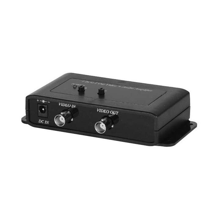 VIDAMP SPECO 1 IN / 1 OUT VIDEO AMPLIFIER ************************* SPECIAL ORDER ITEM NO RETURNS OR SUBJECT TO RESTOCK FEE *************************