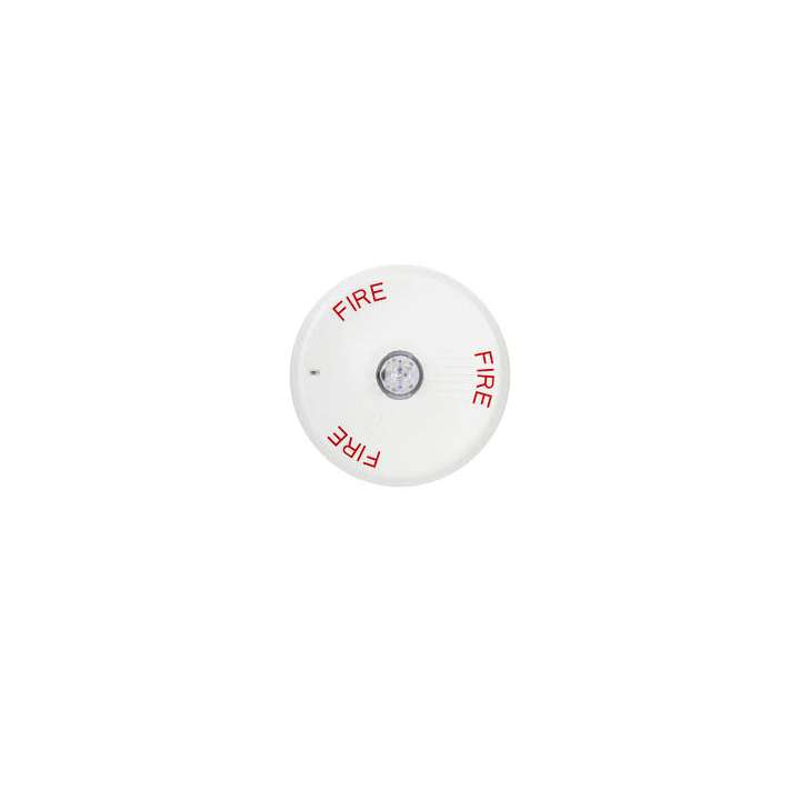 LSTWC3 Wheelock LED Strobe, White, 2W,ceiling,24V, 15/30/75/95CD,FIRE ************************* SPECIAL ORDER ITEM NO RETURNS OR SUBJECT TO RESTOCK FEE *************************