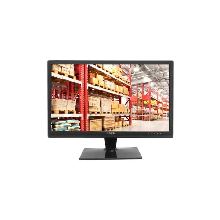 "IMHD-20HVBN INVID 19.5"" Full HD 1920 x 1080 LED Monitor n/out, hdmi, HDMI, VGA, LOOPING BNC'S"