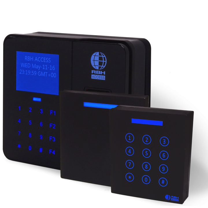 RBH-R86-DNB-S34 RBHUSA BLUELINE OEM WEIGAND/MIFARE DESFIRE CSN READER + BLUETOOTH ************************* SPECIAL ORDER ITEM NO RETURNS OR SUBJECT TO RESTOCK FEE *************************
