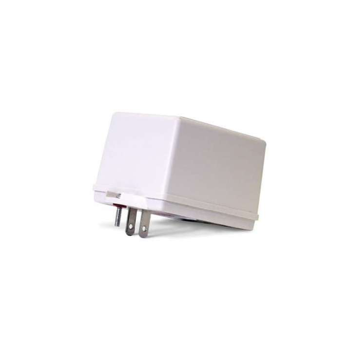 UB1240W-L6 UPG 71800 12VAC40VA L6 Plug-In Transformer No LED 2 Prong Fused White
