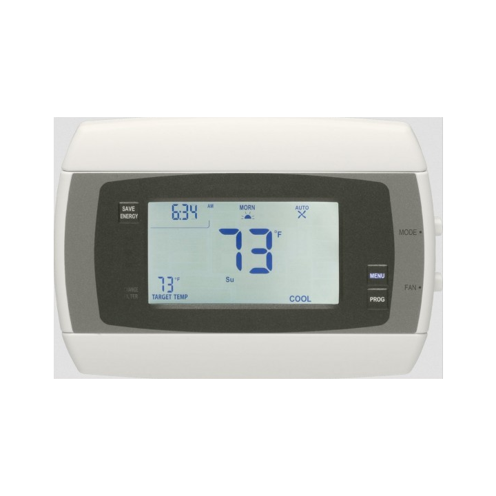IS-ZW-TSTAT-500W INTERLOGIX Z-Wave Plus Battery Powered Thermostat White ************************* SPECIAL ORDER ITEM NO RETURNS OR SUBJECT TO RESTOCK FEE *************************