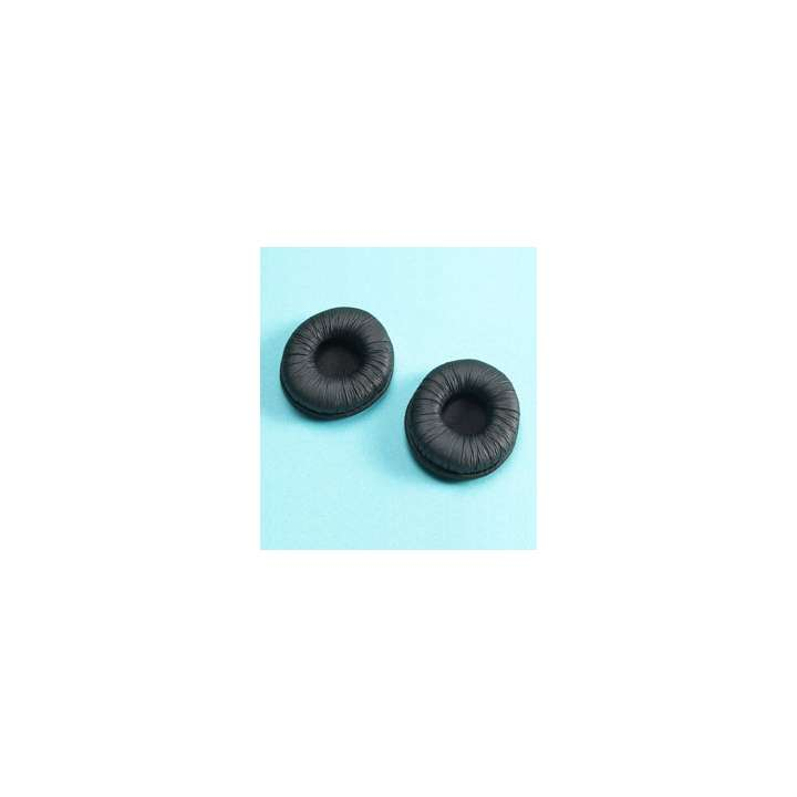 VEC-HP-EC-LTH VEC LEATHER PADDED EAR CUSHIONS FOR THE HP SERIES HEADSETS