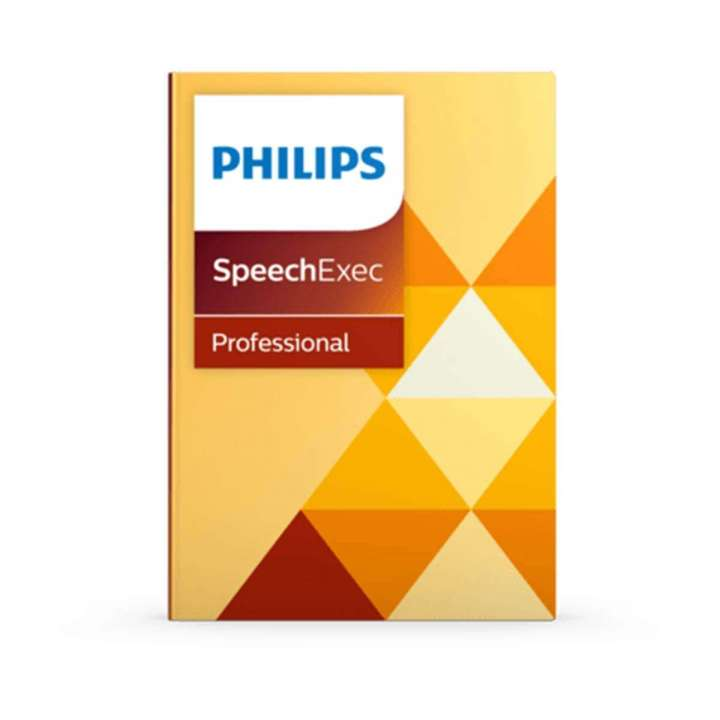 PSP-LFH4422/00 PHILIPS SPEECHEXEC PRO DICTATE 2 YEAR SUBSCRIPTION BOX